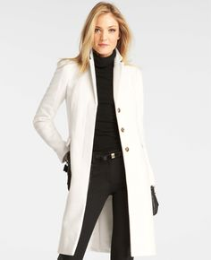 Manor Coat | Ann Taylor