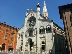 Duomo di Modena nel Modena, Emilia-Romagna