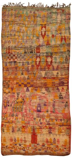 Moroccan Carpet 45341 Main Image - By Nazmiyal