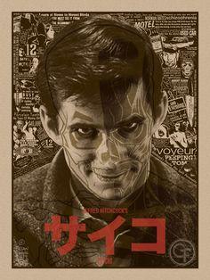 Psycho - Brian Ewing