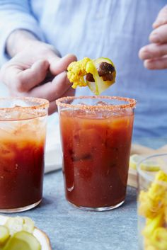Weekend Project: The Nedd Ludd Bloody Mary