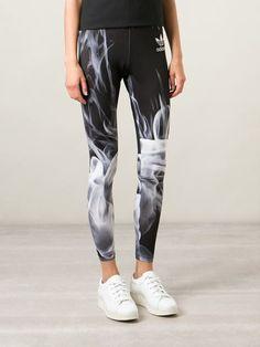 Adidas By Rita Ora 'smoke' Leggings - Penelope - Farfetch.com
