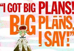 Big Plans by Bob Shea and Lane Smith