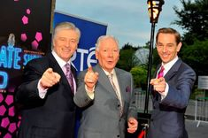 'He loved the juice, loved the gossip, loved the intrigue of this Wolf Hall with microphones' - Ryan Tubridy and Graham Norton remember Gay Byrne Dont You Know, I Need To Know, The Rose Of Tralee, Terry Wogan, Wolf Hall, Johnny Carson, The Late Late Show, New Children's Books, Great Father
