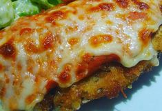Recette :Gratin de poulet double fromage. Lasagna, Cooking, Ethnic Recipes, Food, Stuffed Chicken, Kitchens, Interesting Recipes, Kitchen, Essen