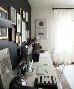 Un Estudio En Blanco Y Negro Y Varias Ideas Para Copiar Su Look