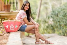 boho beach style look The Extreme Collection Sandalias gladiadoras cordones Zara Crimenes de la Moda