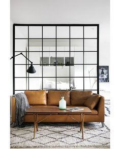 """Interior by Josefin Hååg #josefinhaag #livingroom #interior #interiors #interiordesign #design #architecture"" via @homeadore"