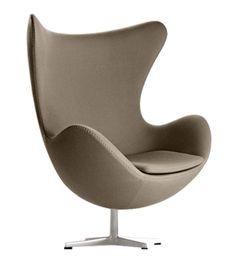 replica arne jacobsen egg chair premium by arne jacobsen matt