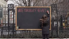 Strangers Wrote Their Biggest Regrets…They All Used The Same Three-Letter Word. - http://www.lifebuzz.com/never-late/