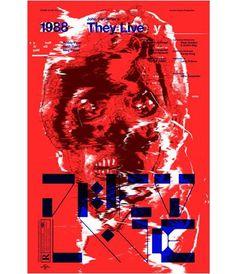 They Live Krzysztof Domaradzki poster