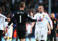 De Gea was once again remarkable against Crystal Palace