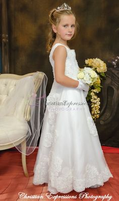 4e45e2db51e 8 Best Stunning FIrst Communion Gown Style 8020 Season 2015 images ...
