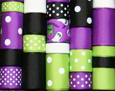 Popular items for purple apple green on Etsy