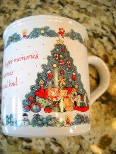 1 (one) American Greetings Christmas Tree Special Kind of Joy Coffee Cups Mugs   eBay