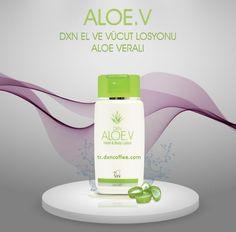 Türkiye'de bulunan DXN Aloe Vera ürünleri