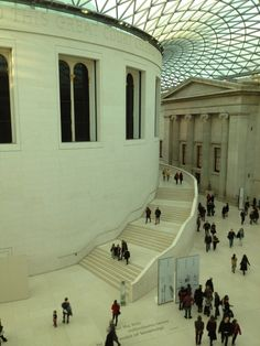 British Museum -- been there only once and too long ago