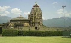 Baijnath Temple is famous for its 13th-century temple dedicated to Shiva as Vaidyanath, 'the Lord of physicians'. The present name Baijnath became popular after the name of the temple. The town is located on the left bank of the river Binwa, a corrupt form of ancient Binduka, a tributary of river Beas.