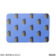 Boko + Bath Mat
