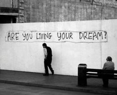 Live Your Dream…  |