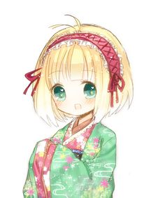 """Blue Exorcist ~~~ Shiemi fanart ::: She's everyone's favorite """"little sister"""" character; mine, too."""