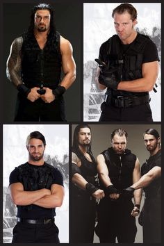 Happy Shieldversary to the greatest group in wwe history, well in the future. I went from who the heck are they to a believer by wrestle mania 29. Dean Ambrose, Seth Rollins, and Roman Reigns