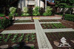 Декоративный огород