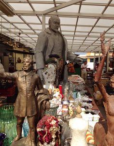 Flea Market Budapest