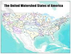 The United (Watershed) States of America - Community Builders