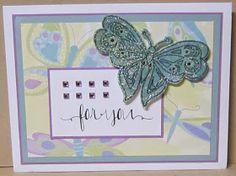 I SPI: Glittering Butterfly