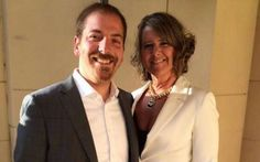 MSNBC Reporter Chuck Todd Married To Wife Kristian. Wants His Kids To Follow The Jewish Religion. Find out more here