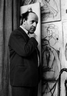Giacomo Manzú. Artist.