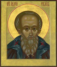 Андрей Рублев Andrei Rublev, Church Interior, Icon Collection, Religious Icons, Orthodox Icons, Saints, Artwork, Painting, Google