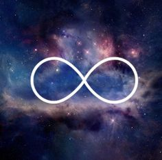 Infinity sign :)