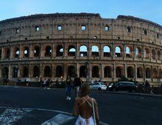 colosseum Louvre, Italy, Building, Travel, Italia, Viajes, Buildings, Destinations, Traveling