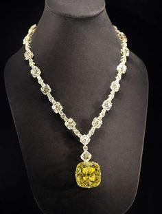 The Tiffany Diamond - The Cut