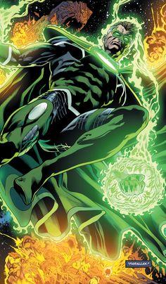 Parallax / Hal Jordan