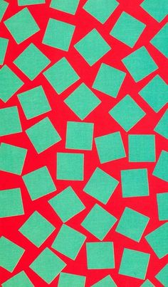George Sowden, Quadrato Fabric, for Memphis, 1983