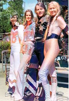 Abba Mania, Celebrities, Outfits, Ideas, Fashion, Singers, Musica, Pictures, Moda