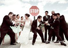 creative poses for wedding photos