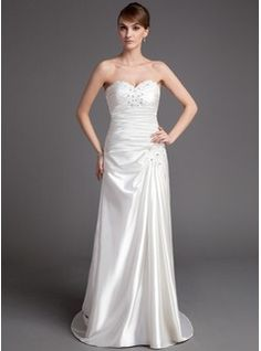Wedding+Dresses+-+$195.99+-+A-Line/Princess+Sweetheart+Court+Train+Charmeuse+Wedding+Dress+With+Ruffle+Beading++http://www.dressfirst.com/A-Line-Princess-Sweetheart-Court-Train-Charmeuse-Wedding-Dress-With-Ruffle-Beading-002000456-g456