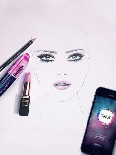 Introducing the Makeup Genius App – Vogue