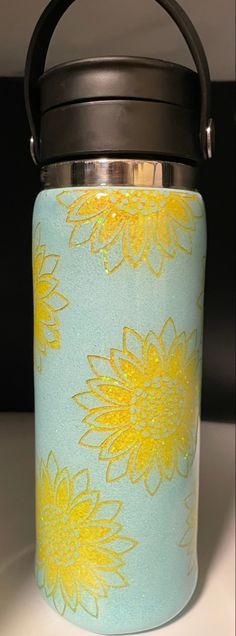 Personalized Tumblers, Epoxy, Water Bottle, Crafting, Water Bottles, Crafts To Make, Crafts, Handarbeit, Girl Scout Crafts