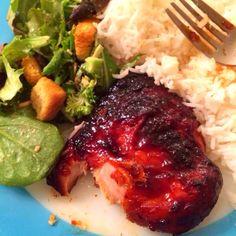 Huli Huli Hawaiian BBQ Chicken: Slow Cooker Revolution America's Test Kitchen, pg. 151- YUM