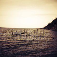 Seneca Lake, one of the Finger Lakes.
