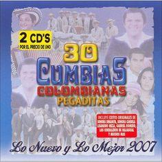 30 Cumbias Colombian