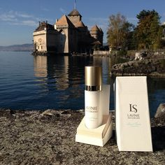 Must place to visit in & must luxury product to have from Switzerland - Château de Chillon & LAVINIE Switzerland Hand Cream, Switzerland, Coffee Maker, Places To Visit, Kitchen Appliances, Luxury, Coffee Maker Machine, Diy Kitchen Appliances, Coffeemaker