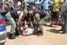 Blog Paulo Benjeri Notícias: EXCLUSIVO!!! Homem embriagado em motocicleta colid...