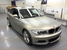 BMW- William Smith - Gallery - Vehicle Wraps  3M 1080 Series Matt Car Wrap
