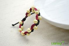 Diseños brazalete de cuentas fabulosas para hacer pulsera de perlas de bricolaje - Pandahall.com  ❥Teresa Restegui http://www.pinterest.com/teretegui/❥